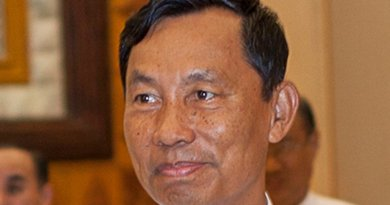 Burma's (Myanmar) Shwe Mann. Photo by Australia's Department of Foreign Affairs and Trade, Wikipedia Commons.