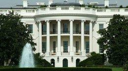 White House in Washington D.C.