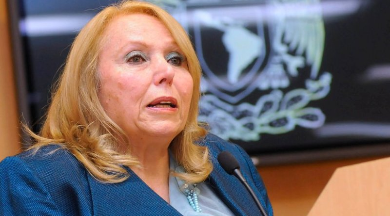 Marta Patricia Ostrosky Wegman