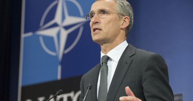 NATO Secretary-General Jens Stoltenberg. Source: NATO file photo.