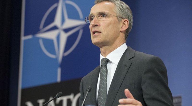 NATO Secretary-General Jens Stoltenberg. Source: NATO file photo.
