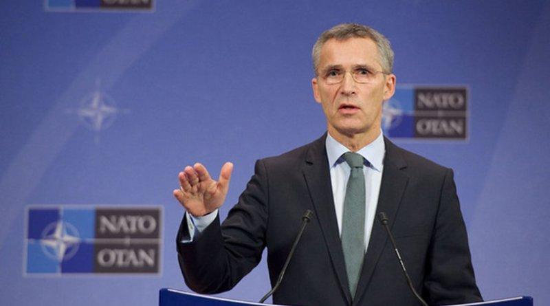 NATO chief Jens Stoltenberg. Photo Credit: NATO.