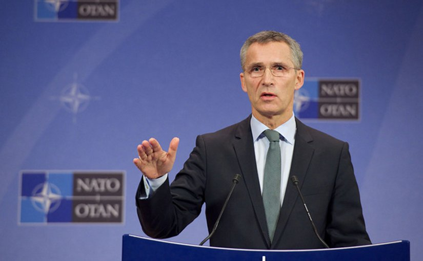 NATO chief Jens Stoltenberg. Photo Credit: NATO.