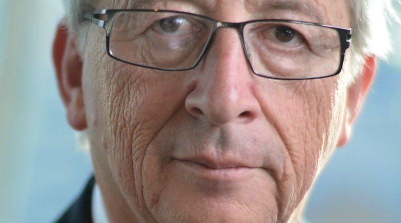 EU's Jean-Claude Juncker. Photo Credit: Factio popularis Europaea, Wikipedia Commons.