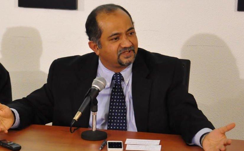 Prof. M. A. Muqtedar Khan