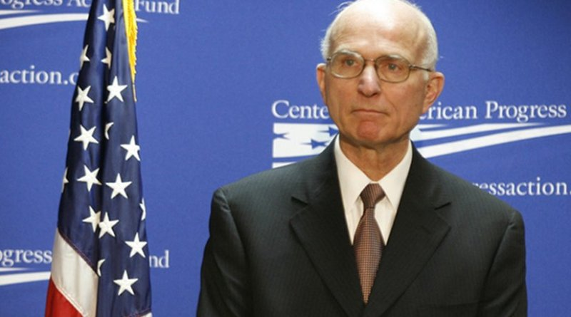 Former U.S. Assistant Secretary of Defense Lawrence Korb.