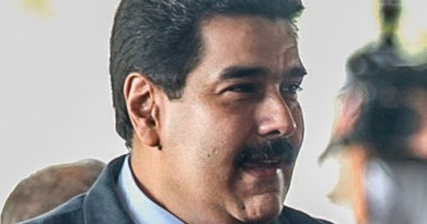 Venezuela's Nicolas Maduro. Photo Credit: Cancillería del Ecuador, Wikipedia Commons.