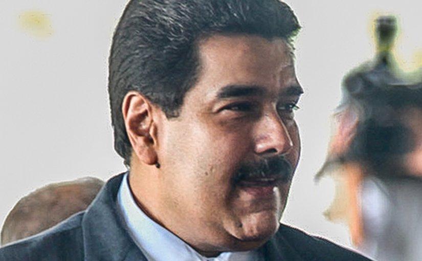 Venezuela's Nicolas Maduro. Photo Credit: Cancillería del Ecuador, Wikipedia Commons.