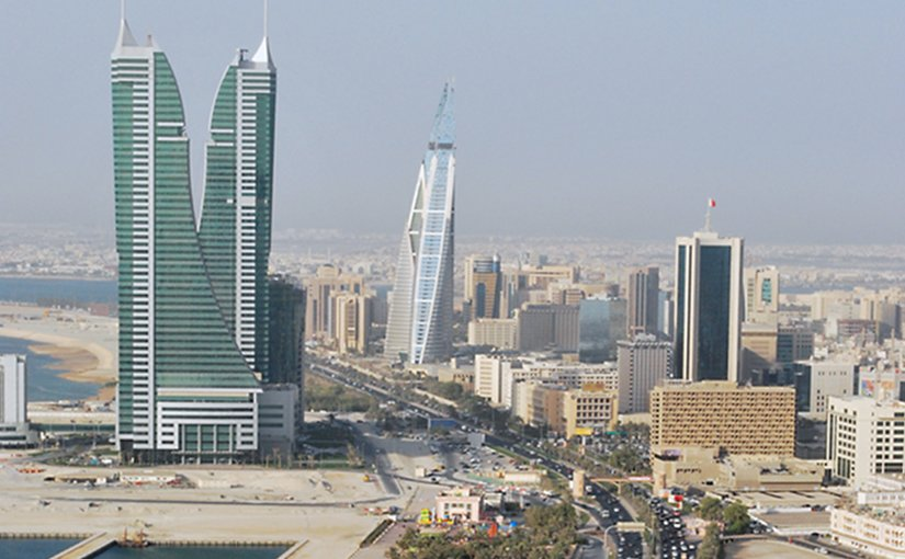 Manama, Bahrain. Photo by Jayson De Leon, Wikipedia Commons.