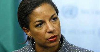 Susan Rice. Photo Credit: US Government.