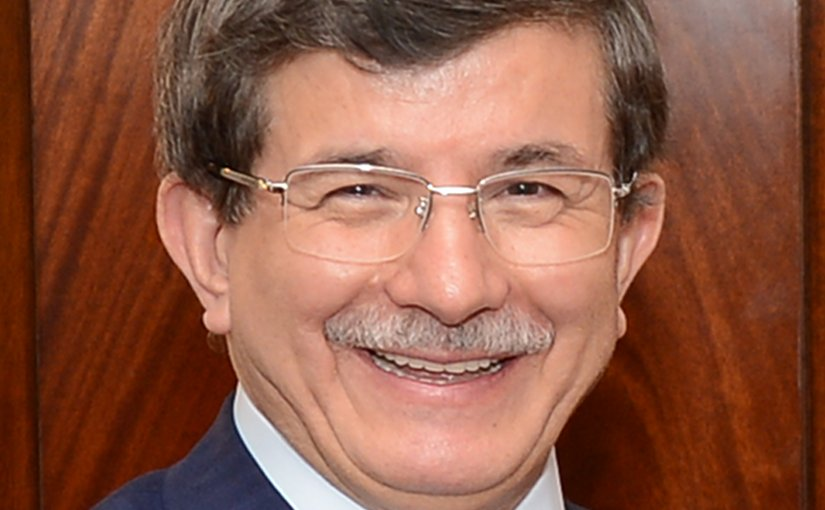 Turkey's Ahmet Davutoğlu. Photo Credit: U.S. Department of State, Wikipedia Commons.