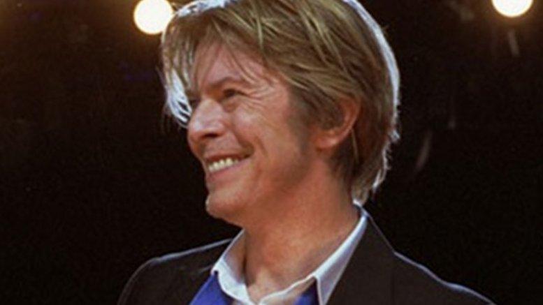 David Bowie. Photo by Adam Bielawski, Wikipedia Commons.