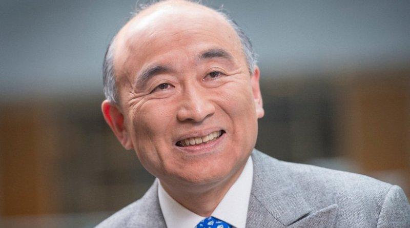 IMF's Mitsuhiro Furusawa. Photo Credit: IMF.
