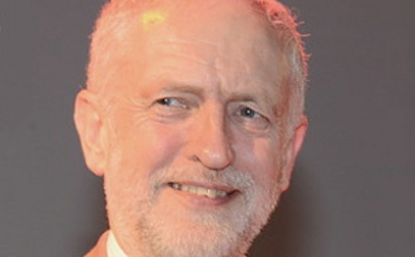 United Kingdom's Jeremy Corbyn. Photo by See Li, Wikipedia Commons.