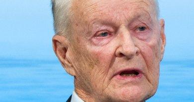 Zbigniew Brzezinski. Photo by Tobias Kleinschmidt, Wikipedia Commons.