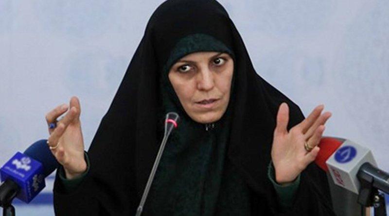Iran's Shahindokht Molaverdi.