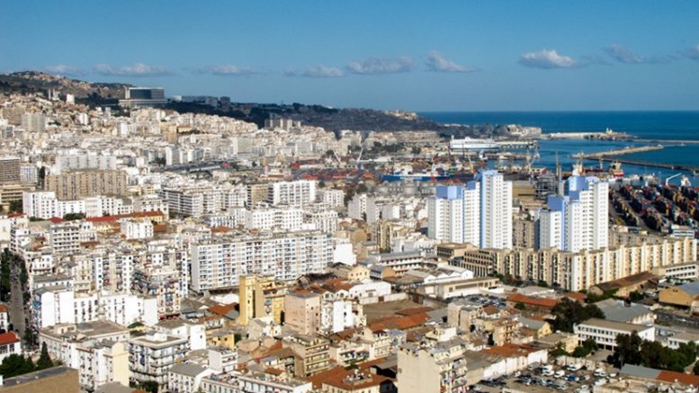 Algiers, Algeria. Photo by Poudou99, Wikipedia Commons.