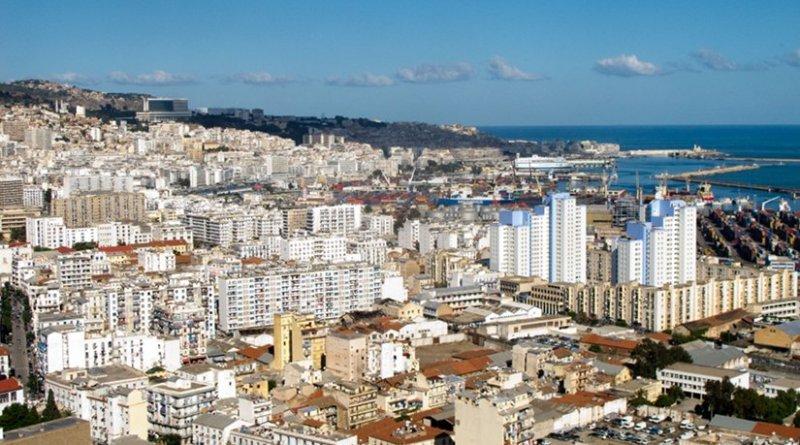 Algiers, Algeria. Photo by Poudou99, Wikipedia Commons.