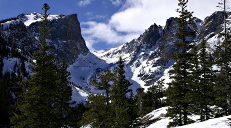 Rocky Mountains, Colorado, United States.