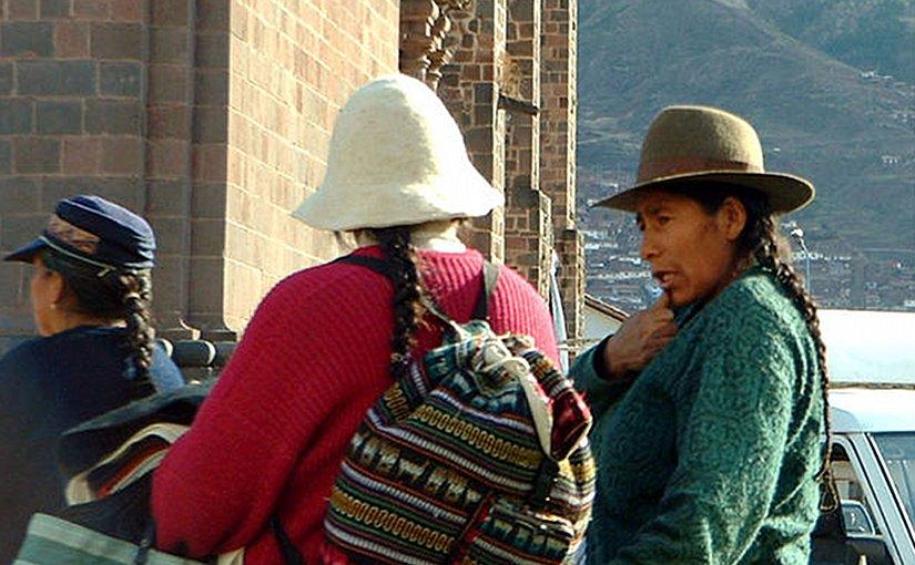 Women in Peru