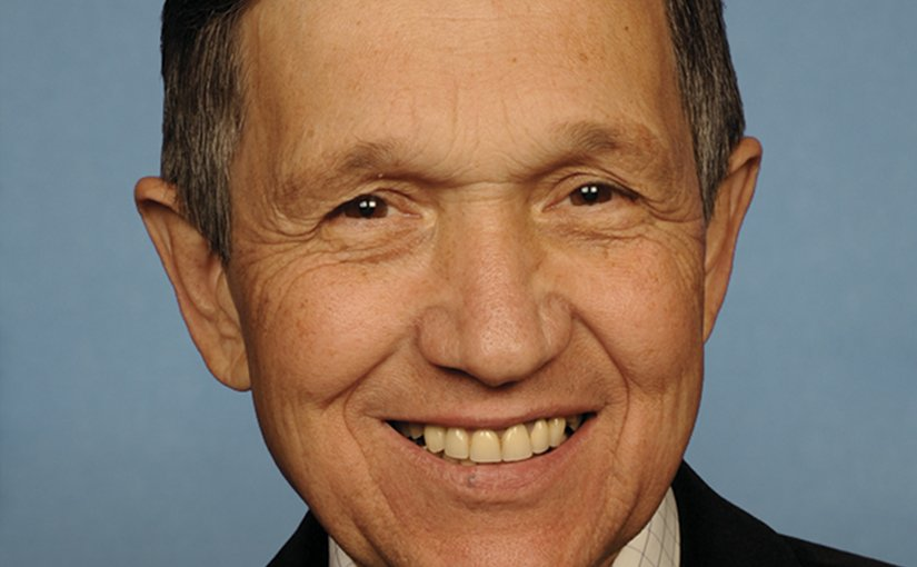 Dennis Kucinich. Photo Credit: Online Guide to House Members and Senators, Wikipedia Commons.