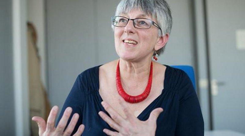 Julie Ward, UK member of the S&D. Photo Credit: European Parliament News.