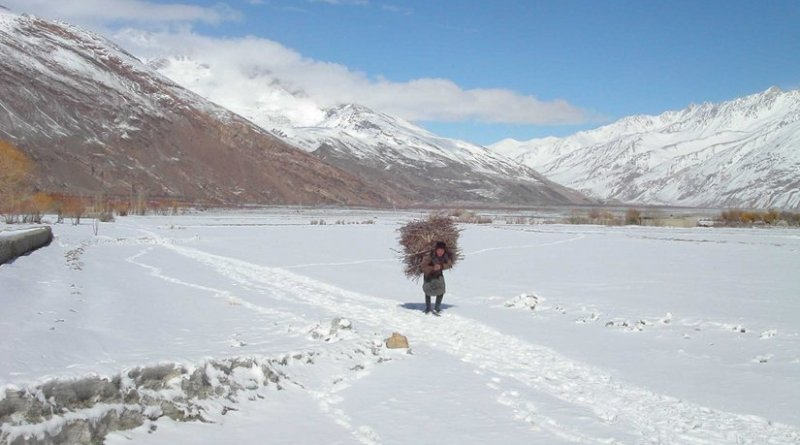 The Wakhan Corridor. Photo by Tom Hartley, Wikipedia Commons.