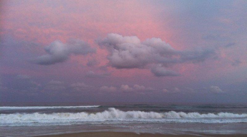 cloud ocean