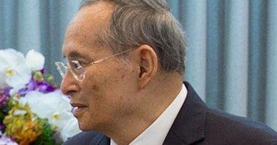 Thailand's King Bhumibol Adulyadej. Photo Wikipedia Commons.