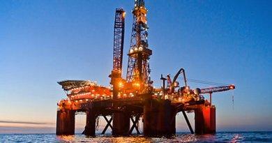 Lundin Petroleum drilling operations at a platform in North Sea. Photo Credit: Lundin Petroleum.