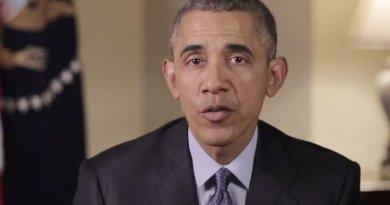 US President Barack Obama. Photo Credit: Screenshot of White House video.