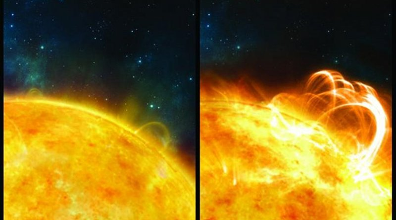 SUN A border and SUN B border side by side in landscape. Credit: University of Warwick/Ronald Warmington