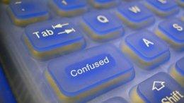 Internet - Confused