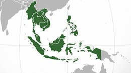 Southeast Asia. Source: Wikipedia Commons.