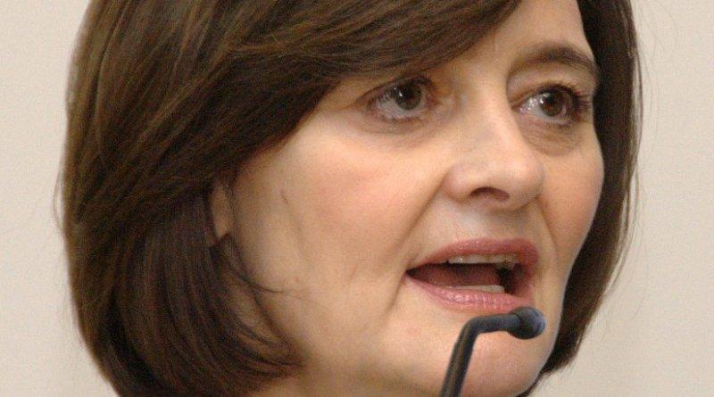 Cherie Blair. Photo by Jaqen (Niccolò Caranti), Wikipedia Commons.