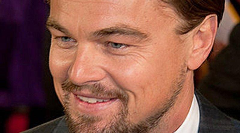 Leonardo DiCaprio. Photo by Christopher William Adach, Wikipedia Commons.