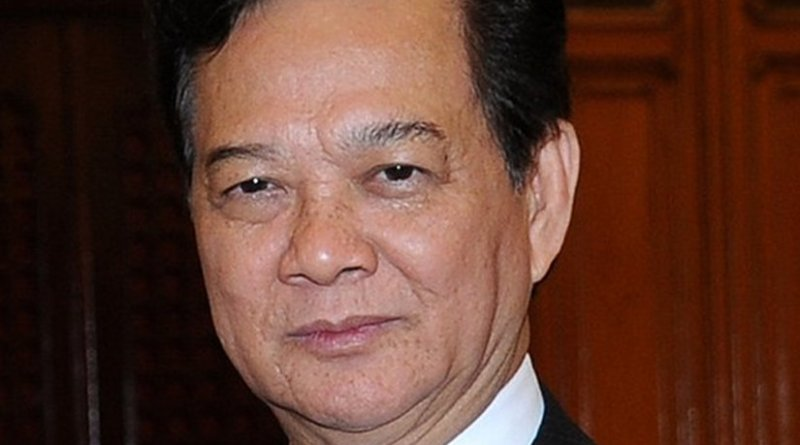 Vietnam's Nguyen Tan Dung. Photo Credit: Australia's Department of Foreign Affairs and Trade, Wikipedia Commons.