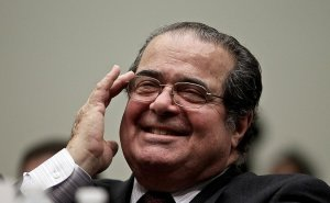 Supreme Court Justice Antonin Scalia. Photo by Stephen Masker, Wikipedia Commons.