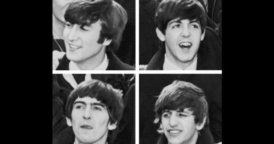 The Beatles. Source: Wikipedia Commons.