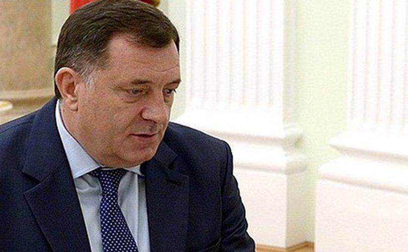 Bosnian Serb Leader Repeats Demand For Secession Referendum
