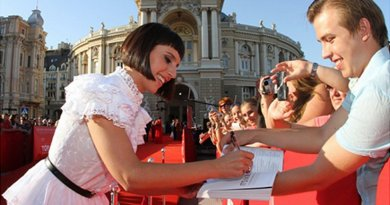 Jamala. Photo Credit: Odessa International Film Festival, Wikipedia Commons.