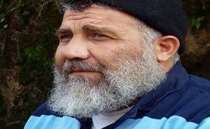Purported photo of Abu Muhammad al-Masalama. Photo via Syria Comment.