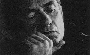 Johnny Cash. Photo by Joel Baldwin, Wikipedia Commons.