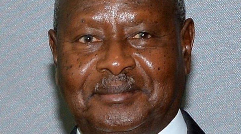 Uganda's Yoweri Museveni. Photo Credit: U.S. Department of State, Wikipedia Commons.