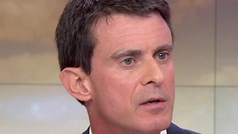 France's Manuel Valls. Photo by Luc Sheffer, Wikipedia Commons.