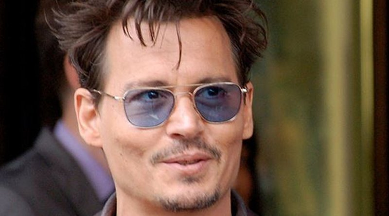 Johnny Depp. Photo by Angela George, Wikipedia Commons.