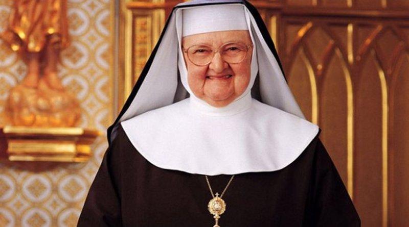 Mother Angelica. Credit: EWTN.