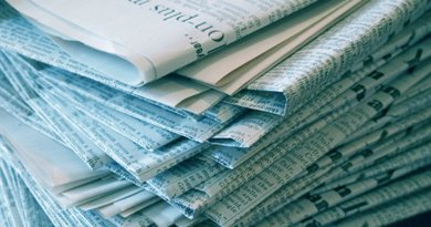 newspaper media news