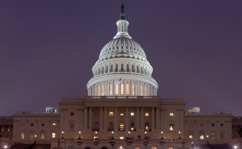 US Capital in Washington D.C. Photo by Diliff, Wikipedia Commons.