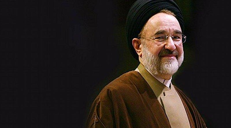 Iran's Mohammad Khatami.